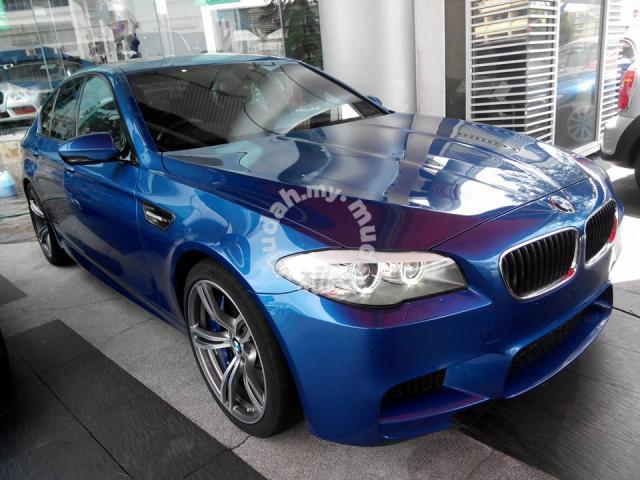 Bmw M5  BMW in Malaysia  Mudahmy
