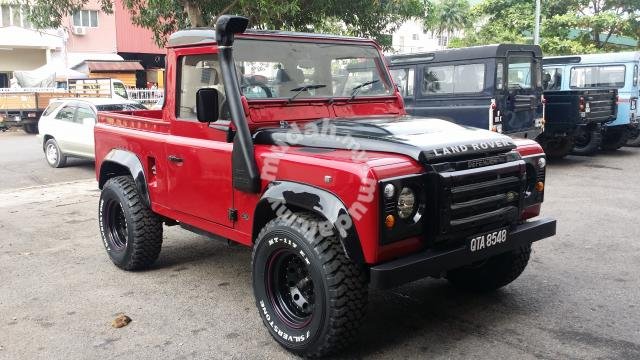 Land Rover for sale in Kuala Lumpur  Mudahmy